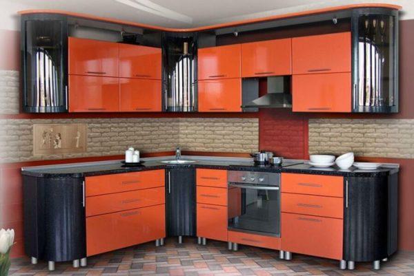 Угловая кухня на заказ
