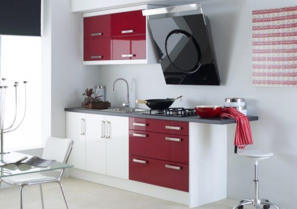 Кухня 4 квадратных метра